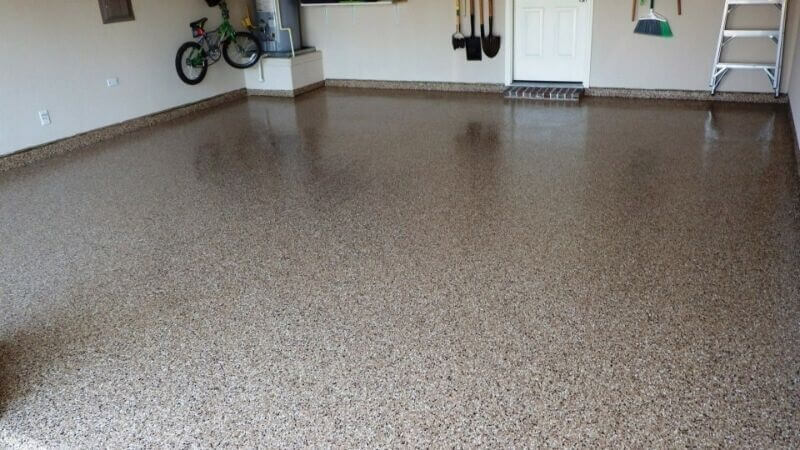 Residential Concrete Coating Charlotte NC - Mooresville NC